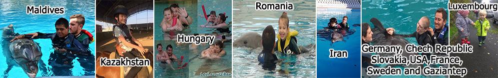 reklam-banner dolphin therapy antalya kemer